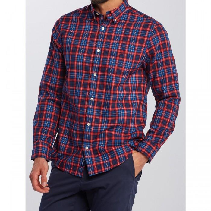 GANT Regular Fit Tech Prep™ Micro Tartan Shirt - 3G3029530