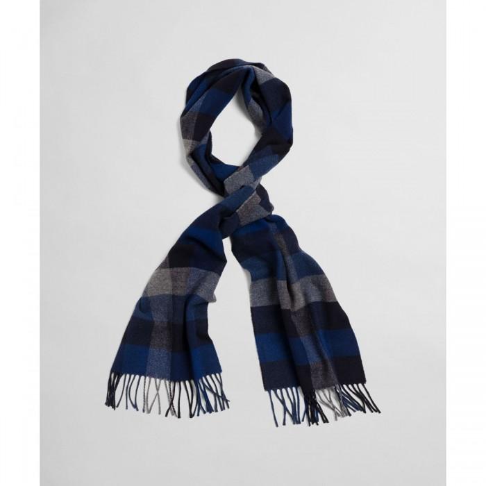 GANT Multi Check Wool Scarf - 3G9920133