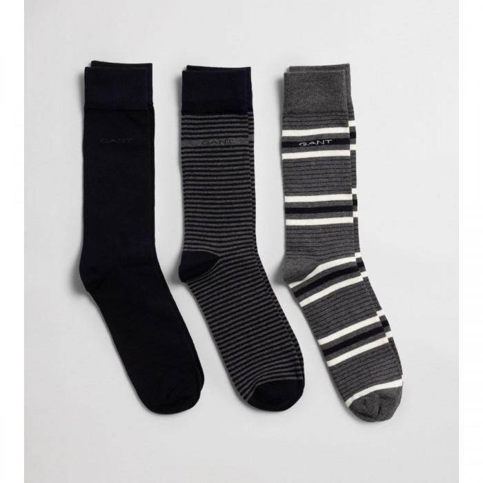 GANT 3-Pack Mixed Socks - 3G9960130