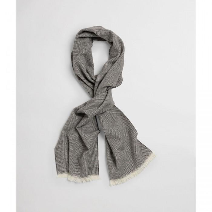 GANT Herringbone Wool Scarf - 3G9920131