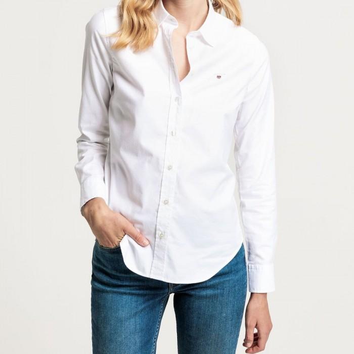GANT Stretch Oxford Shirt - 3GW432681