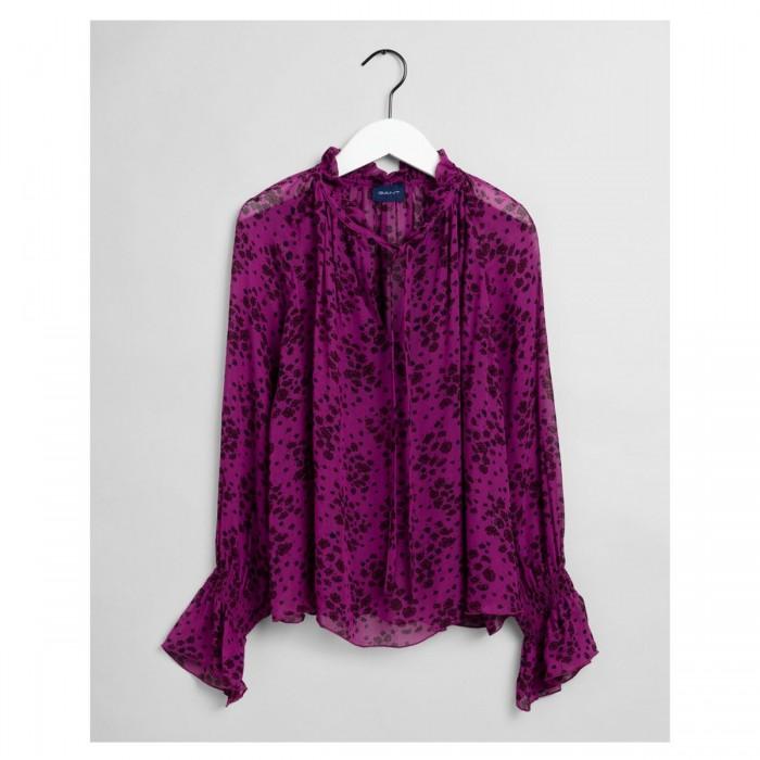 GANT Fall Flower Crinkle Blouse - 3GW4320143