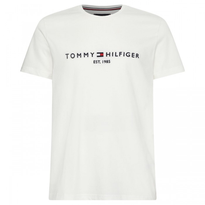 CORE TOMMY LOGO TEE - MW0MW11465 - TOMMY HILFIGER