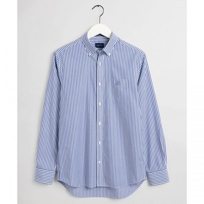 GANT Regular Fit Stripe Broadcloth Shirt - 3G3062000