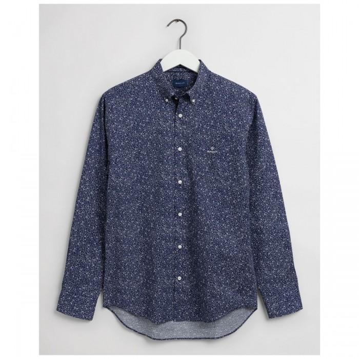 GANT Regular Fit Freedom Flower Print Shirt - 3G3012170