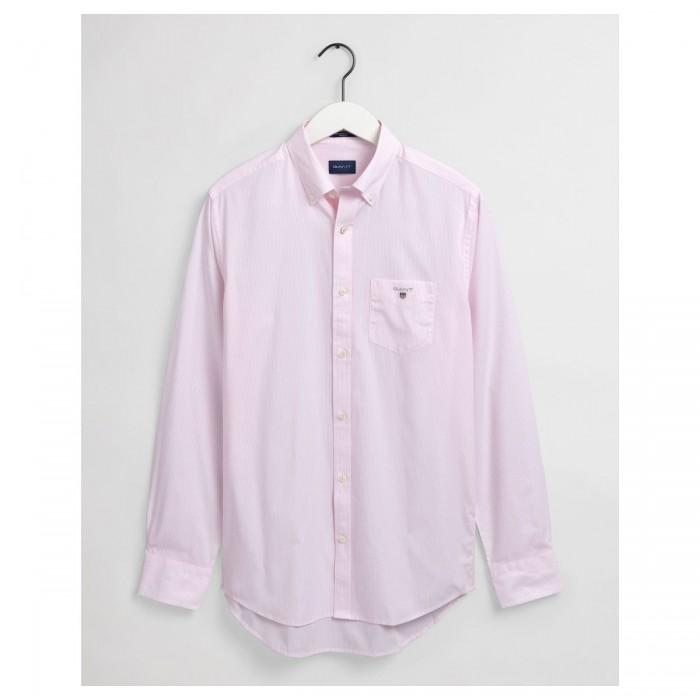 GANT Regular Fit Banker Stripe Broadcloth Shirt - 3G3063000