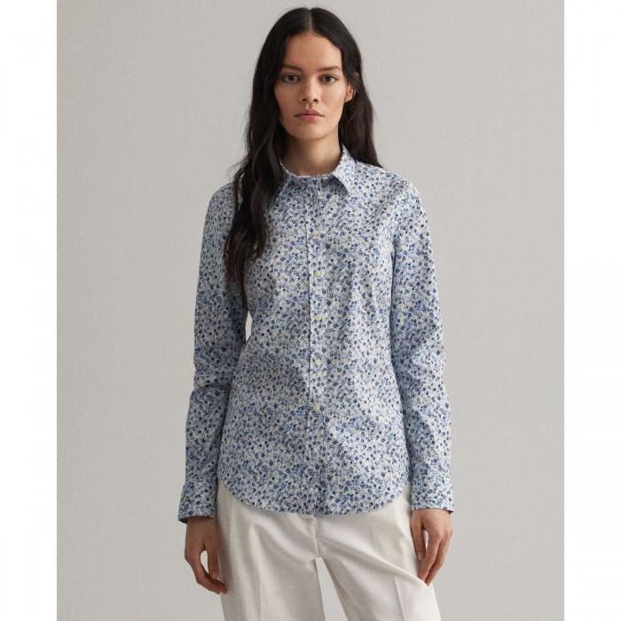 GANT Micro Bouquet Print Stretch Broadcloth Shirt - 3GW4322048