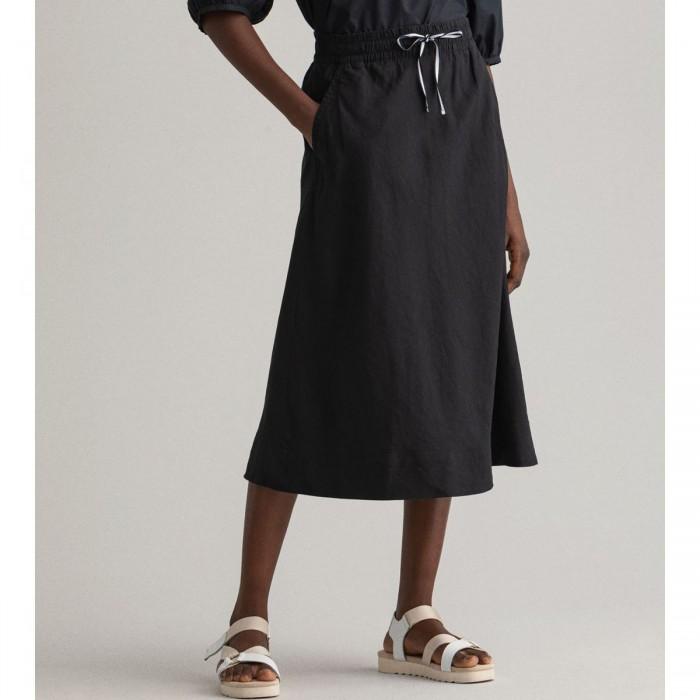 GANT Linen Skirt - 3GW4400051