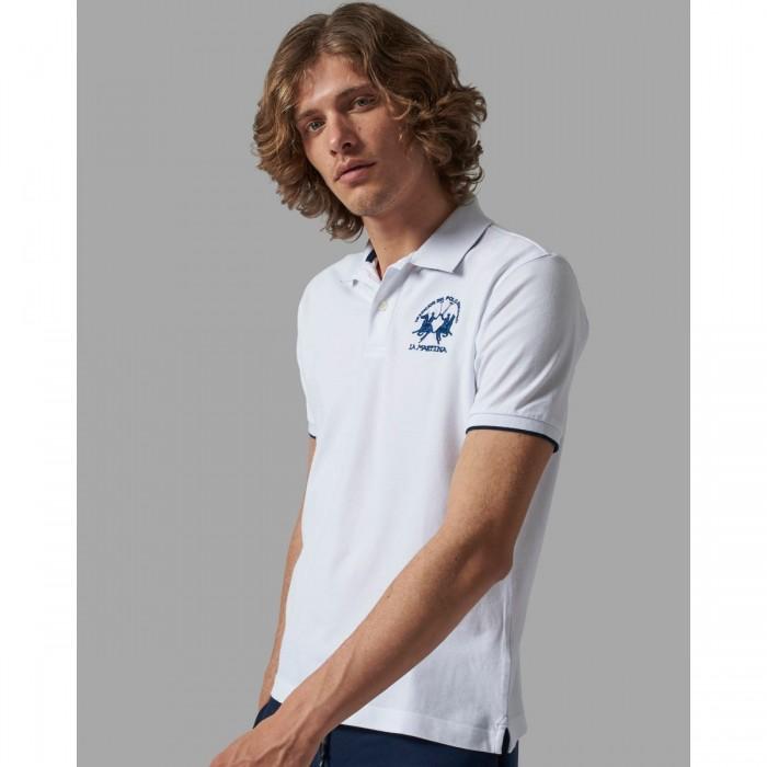 LA MARTINA Regular-fit Polo Shirt - 3LMCCMP01