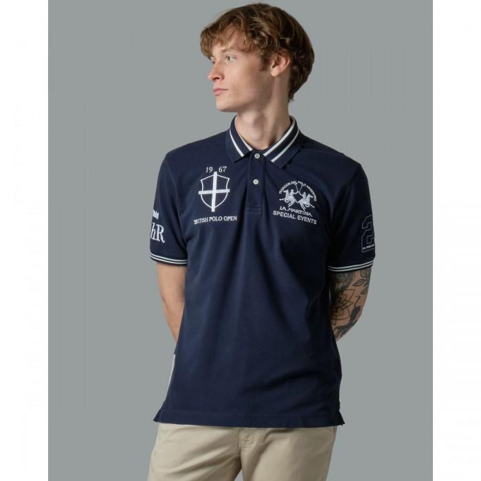 LA MARTINA Regular-fit Polo Shirt - 3LMRMP310