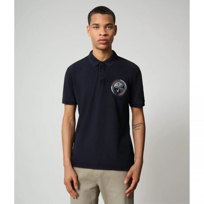Short Sleeve Polo Eob - NP0A4F681761 - NAPAPIJRI