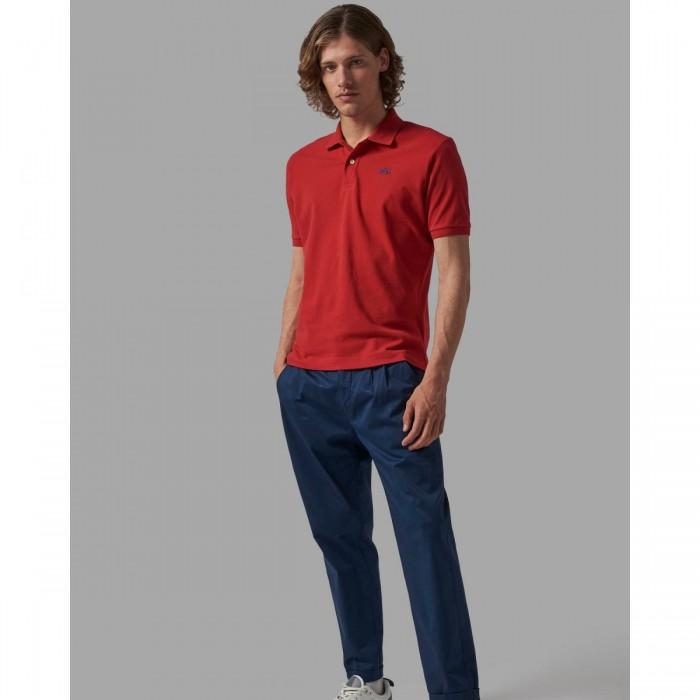 LA MARTINA Regular-fit Classic Pique Polo Shirt - 3LMBPMP01