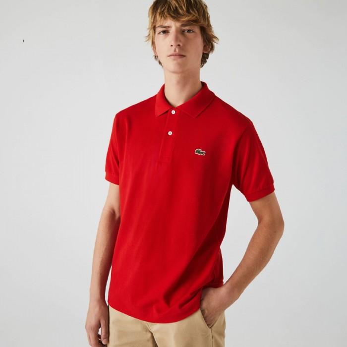 LACOSTE Classic Fit L.1212 Polo Shirt - 3L1212