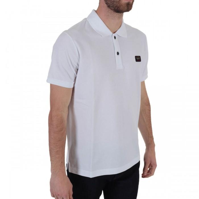 Men's Organic Cotton Polo Shirt - COP1070 - PAUL & SHARK