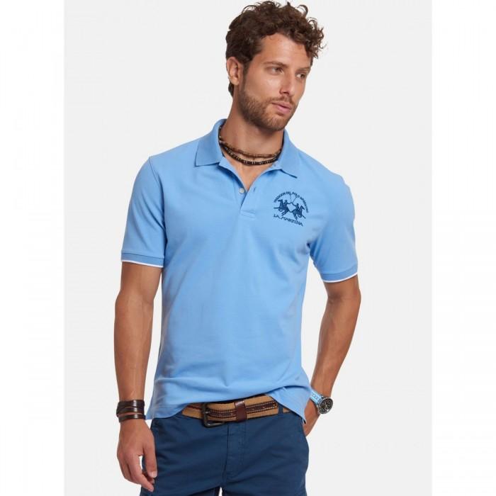 LA MARTINA Regular-fit Polo Shirt - 3LMRMP001