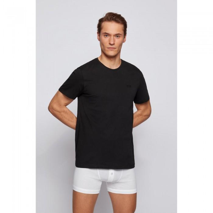 ΕΣΩΡΟΥΧΟ T-Shirt RN 2P CO - 50325390 - BOSS