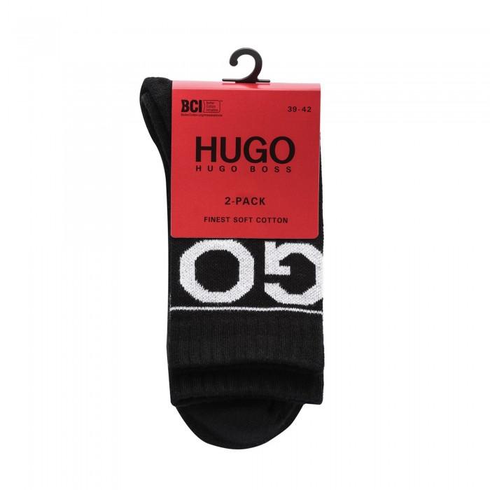 ΚΑΛΤΣΕΣ 2P QS RIB ICONIC CC - 50459409 - HUGO