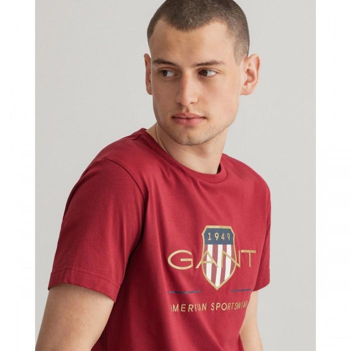 GANT Archive Shield T-Shirt - 2@3G2003099