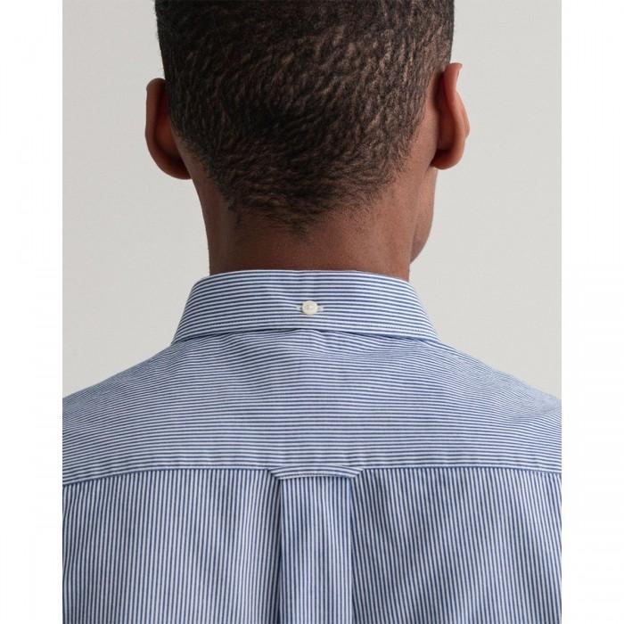 GANT Regular Fit Contrast Banker Stripe Broadcloth Shirt - 3G3018770