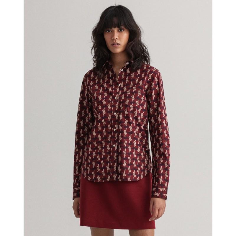 GANT Knot Print Shirt - 3GW4322061