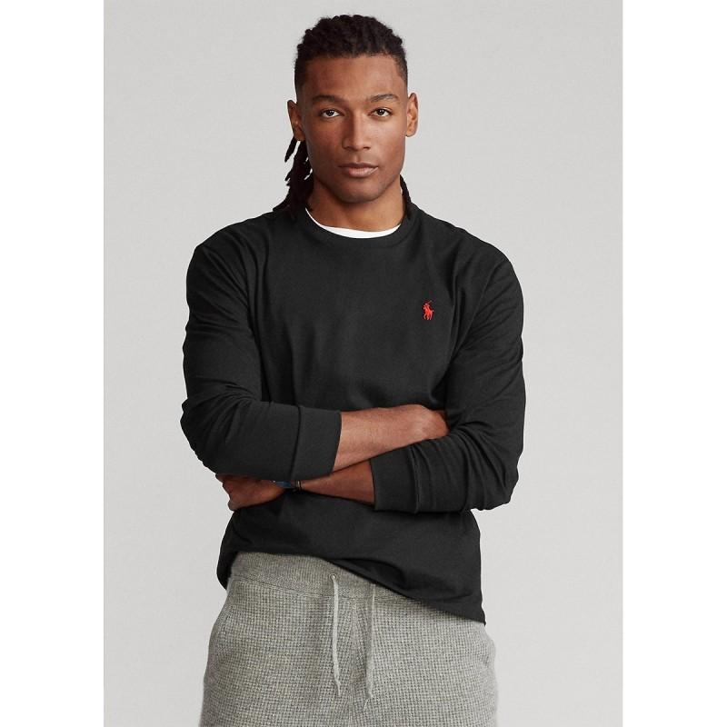 Jersey Long-Sleeve T-Shirt - All Fits - 710671468001 - POLO RALPH LAUREN