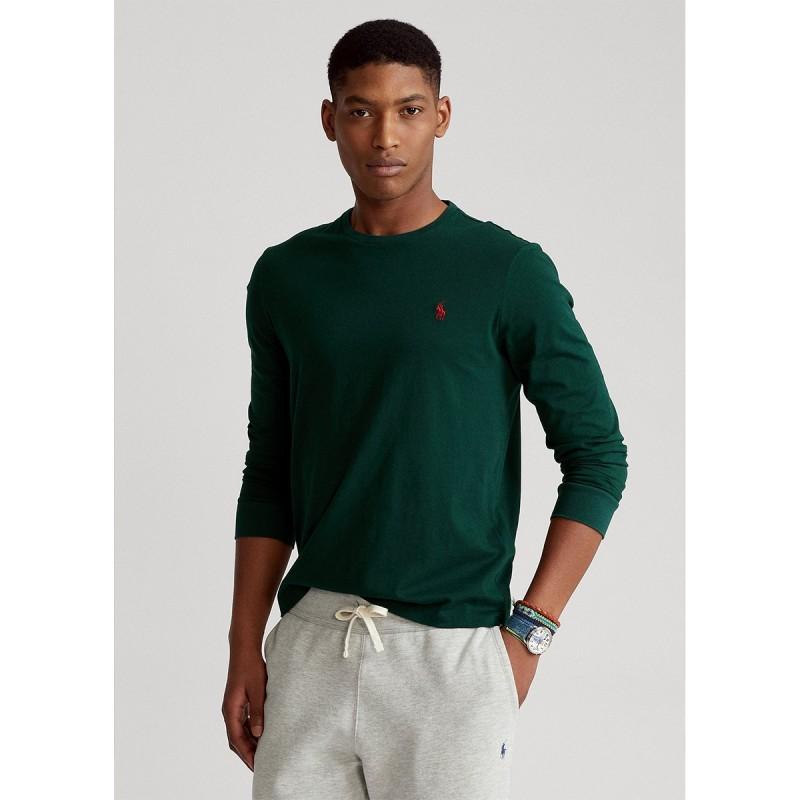 Jersey Long-Sleeve T-Shirt - All Fits - 710671468036 - POLO RALPH LAUREN