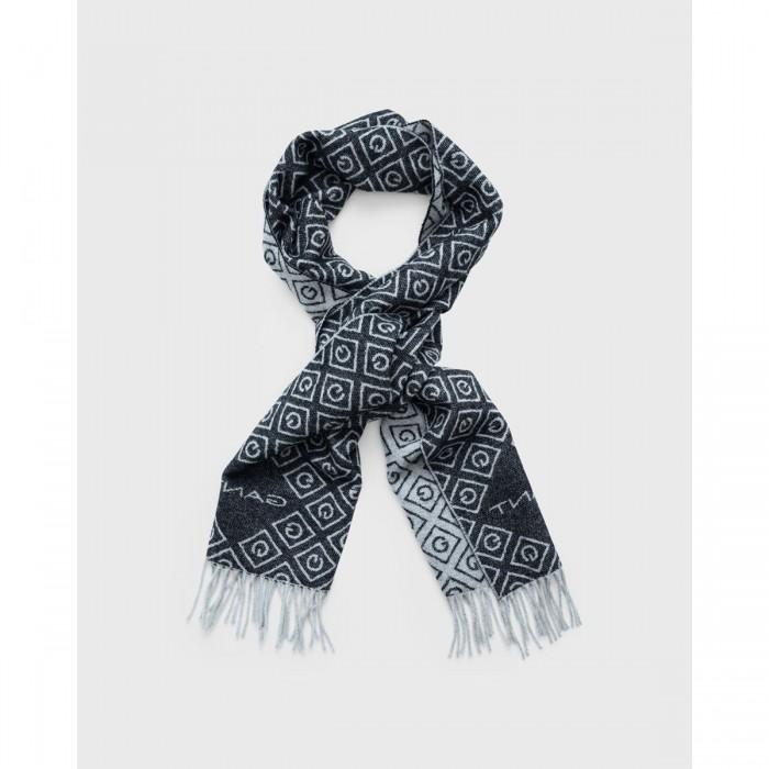 GANT Iconic G Print Wool Scarf - 2@3G9920062