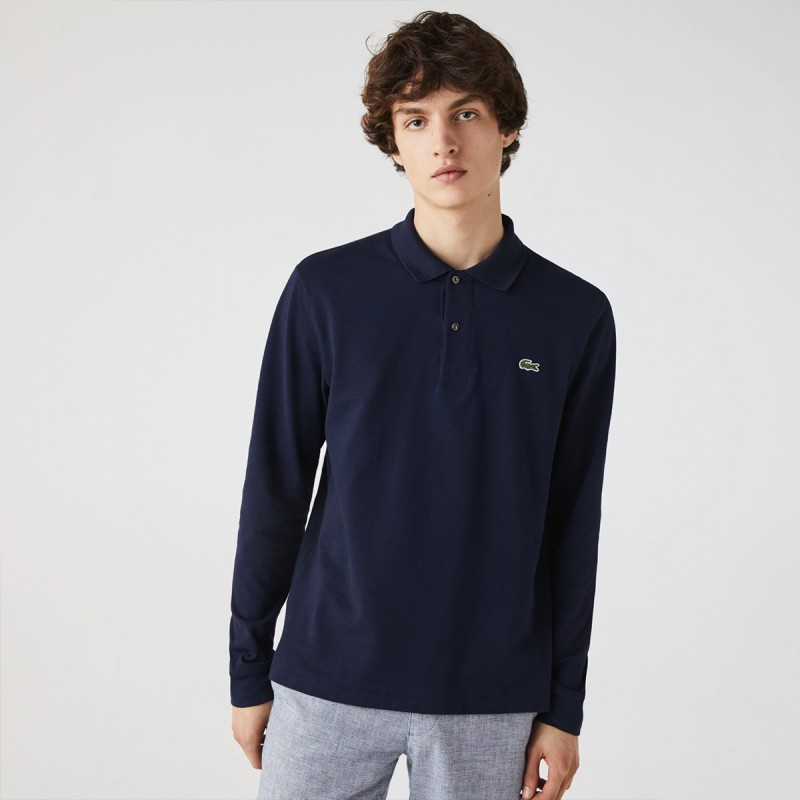 LACOSTE Long-sleeve Lacoste Classic Fit L.12.12 Polo Shirt - 2@3L1312