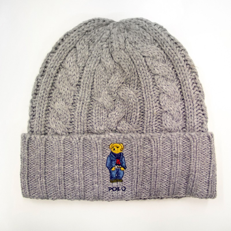 RECYCLED BR-HAT-COLD WEATHER - 449853939006 - POLO RALPH LAUREN