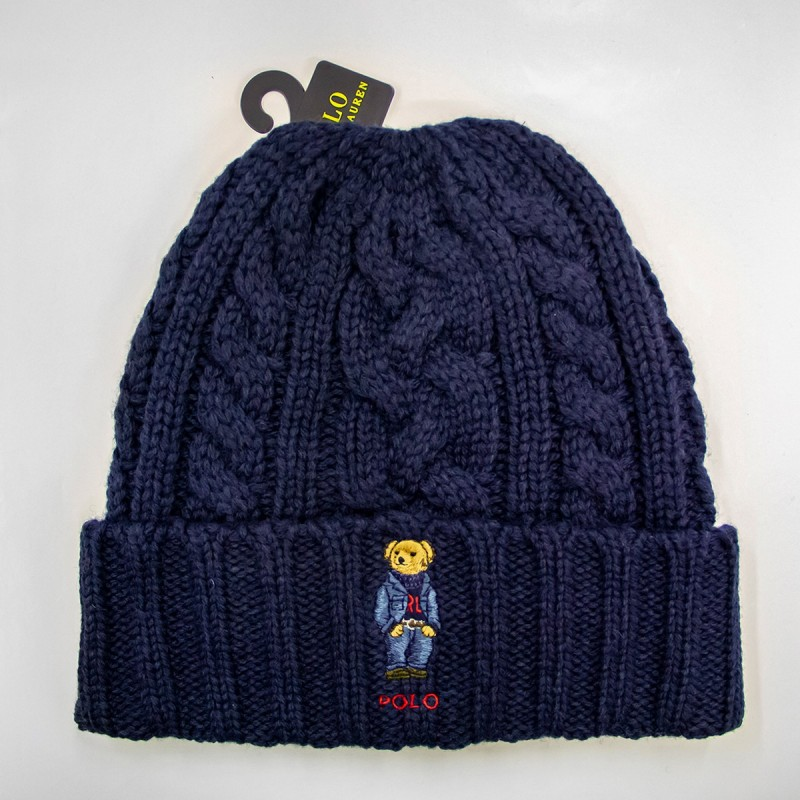RECYCLED BR-HAT-COLD WEATHER - 449853939004 - POLO RALPH LAUREN