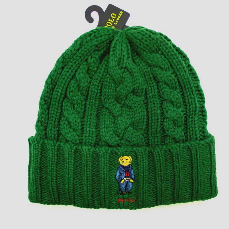 RECYCLED BR-HAT-COLD WEATHER - 449853939003 - POLO RALPH LAUREN