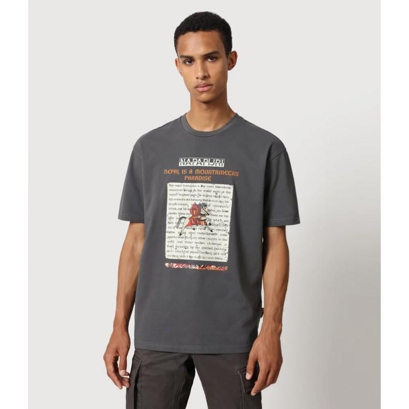 Short Sleeve T-Shirt Sirus - NP0A4FMYF6Z1 - NAPAPIJRI