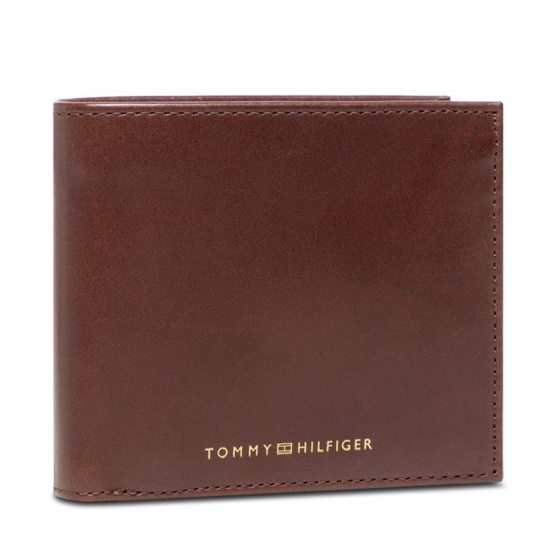 CASUAL LEATHER CC AND COIN - AM0AM07814 - TOMMY HILFIGER