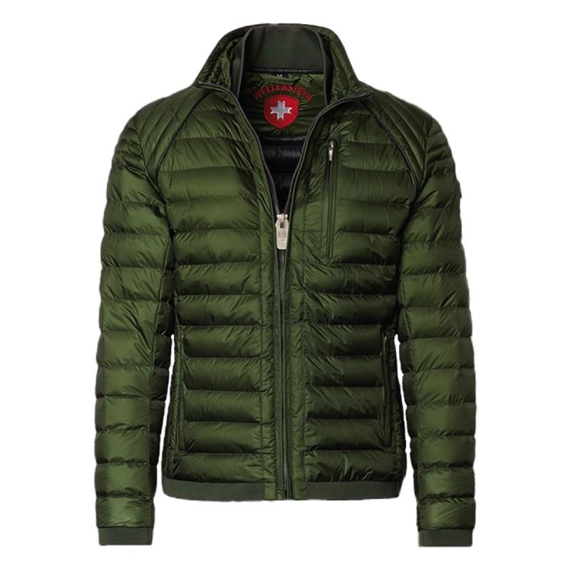 WELLENSTEYN Quilted Molecule Waterproof Jacket Regular Fit - MOLM – 666