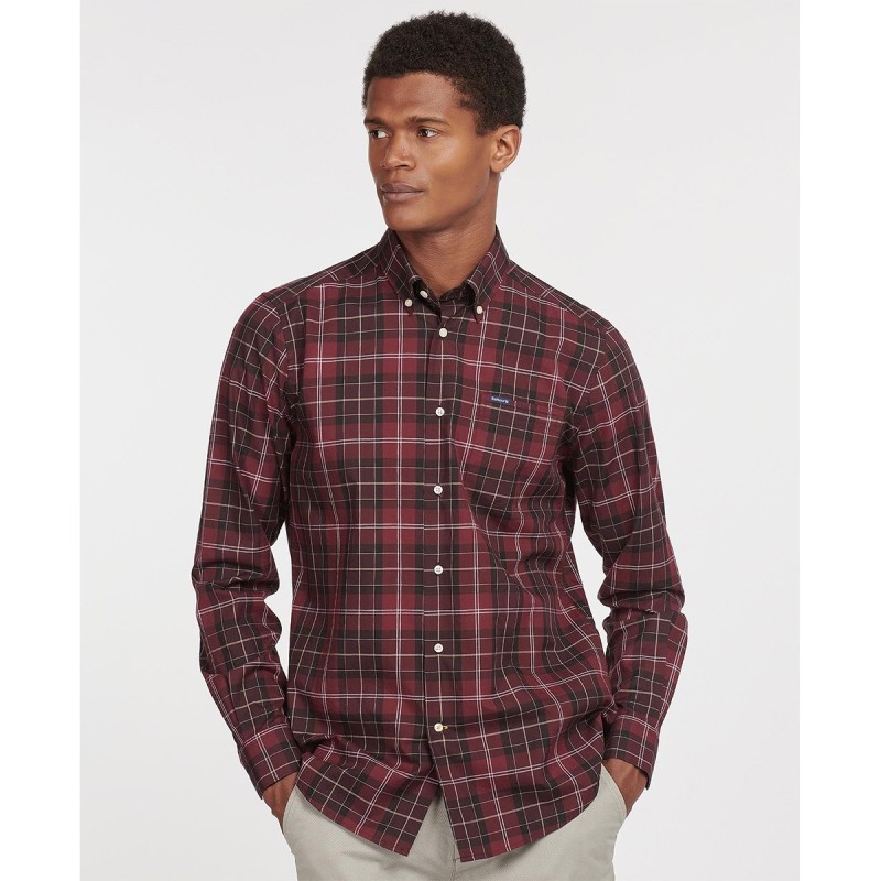 Barbour Wetherham Tailored Shirt - MSH4982 - BARBOUR