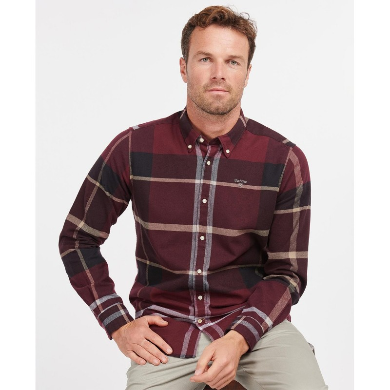 BARBOUR ICELOCH TAILORED SHIRT - MSH4994