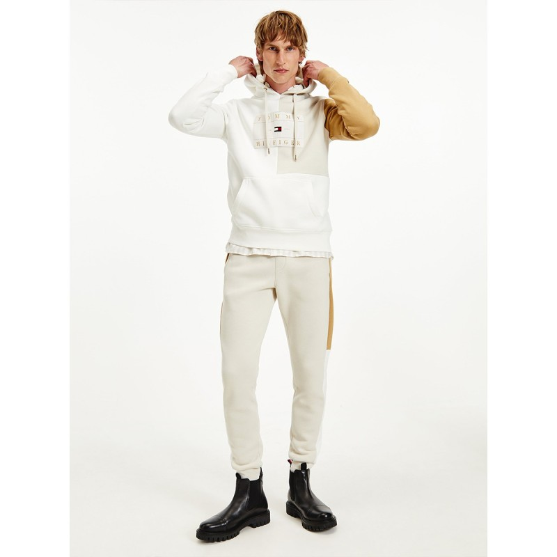 ICON COLORBLOCK HOODIE - MW0MW20141 - TOMMY HILFIGER