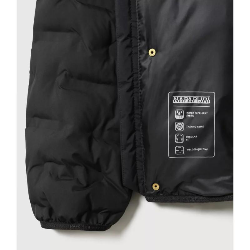 Puffer Jacket Alvar Long - NP0A4FUR0411 - NAPAPIJRI